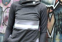 Sewing / Teploučké mikiny v různých barvách :-), najdete také zde: http://www.fler.cz/pavlina-in-styl