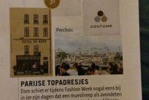 Parijs ... City trip planning!  / by Wilma de Swart-Koevermans