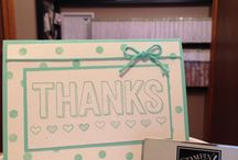 stampin up sale-a-bration For Being You