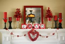 valentines day / by Kimberly Bartlow Wolter