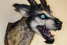 Monster Taxidermy