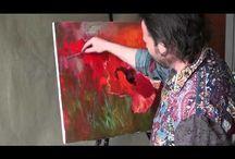 Yagli boya resim yapma teknikleri