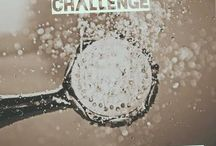 Challenges / Challenges we do, small to big, mini challenges, monthly challenges to get out of our comfort zones