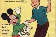 Mon enfance avec Tintin