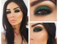 make up ideas / make up that really looks good for any occasion and that wows