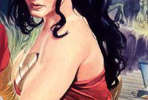 lo mejor de DC comics J