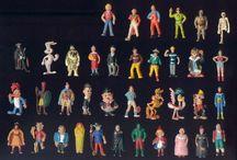 Muñecos Retro