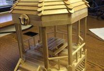 drevený dom