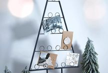 Christmas decoration ideas / A collection of ideas and things Christmassy that we like