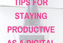 TIPS FOR BLOGGERS & DIGITAL NOMADS / Tips for Bloggers and Digital Nomads...