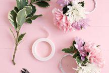 DIY mit Blumen