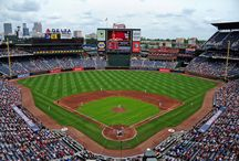 Ballparks to visit / by Jennifer Aaby Piplic