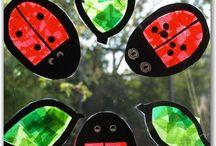 Bug themed preschool activities