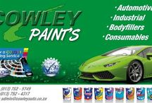 Cowley Paints Nelspruit
