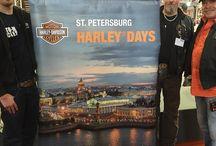 Harleysite St. Petersburg Promotion Tour #stpetersburg #harleydays Custombike Show Bad Salzuflen Germany #custombike #custombikeshow #harley ##HD #harleydavidson #badsalzuflen #cbs