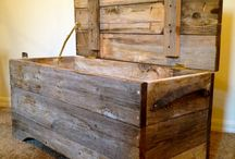 Reclaimed wood build ideas