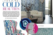 Style Directions / The latest and greatest looks in home furnishings