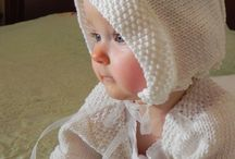 Knitting-Baby hat,Shoes,Gloves / Knitting / by wafaa ali