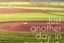 ❤️ Baseball / by Laura Reynolds