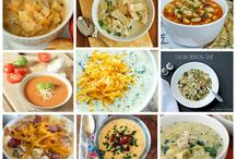 Soups, Stews, and Chilis / Spoonable Dinners