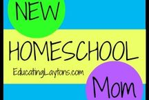 homeschool / by Elizabeth Velderman
