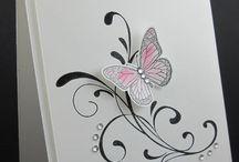 sommerfuglekort