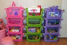 toys organize