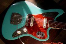Revelator Guitars offset guitar builds