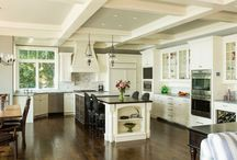 A Country-style Kitchen Contributes To The Warm Family Atmosphere In Your Home