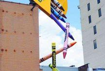 Street marketing/mkt guerrilla