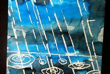 Pluie bricolage