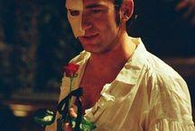 He's there ... The phantom of the opera