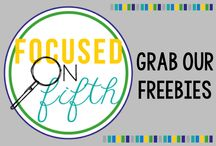 Focused on Fifth - Grab our Freebies / Grab Freebies from Focused on Fifth