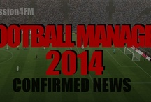 Football Manager 2014 / Football Manager 2014 News, official announcements about release date, official announced FM14 features and game improvements.   Everything Football Manager 2014 related such as our guides, tutorials and wonderkids lists for FM14. Check out our page created for the love to Football Manager 2014 here  http://www.mypassion4footballmanager.com/