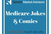 Medicare Jokes & Comics