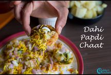 Indian chaat / Chaat recipes
