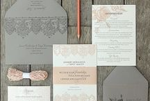 Dusky Pink and Pewter Wedding