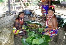 People of Panama / Panama has many interesting cultures and Embera and Kuna Yala,  Guaymí and Ngöbe-Buglé indigenous peoples.  The people are kind, gentle and helpful.