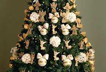 Arvores de Natal - inspiração
