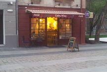 Realizacje / Kawiarnia Cafe&Wine