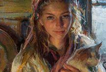 pinturas y fotos