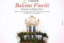 Concorso Balconi Fioriti a Gravina in Puglia (BA)