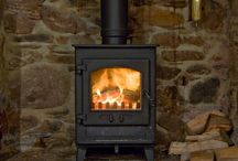 Bad wood burning stove installations and great ones from us! / Get more information on how to install a stove properly at www.thestovehouseltd.co.uk 01730 810931 Showroom, Surveys, Quotes, Hetas Registered over 28yrs experience.