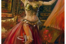 Bellydance Inspiration  / by Angie Goodloe