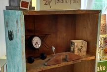 Some of Our Repurposed Items