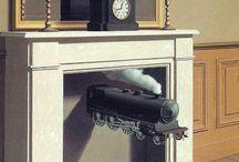 René Magritte (1898-1967) / Art from Belgium.
