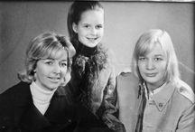 Kindheit - Familie - Erinnerungen / Frühkindliche und pupertäre Erinnerungen