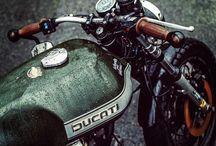 TML / Ducati cafe racers