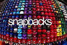 Snap backs