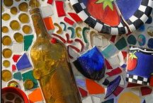 Mosaics - Mixed Media & 3-D / by Becky McInturf